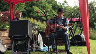 Mike live at Brenbury Festival Rudry June 2018 - Walking the Dog