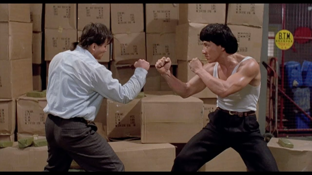 Jackie Chan Action Comedy