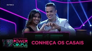 download musica Veja mais casais participantes do Power Couple Brasil 3
