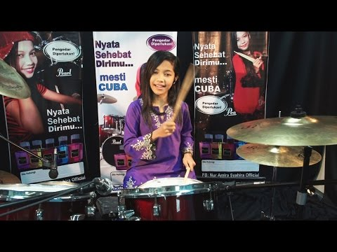 download lagu P Ramlee - Madu Tiga - Drum Cover By Nur gratis