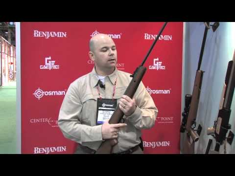 New Break Barrel Rifles From Crosman