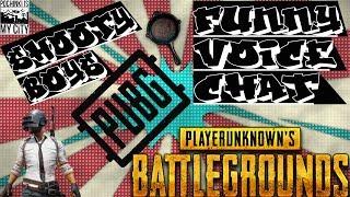 PUBG | XBOX ONE GAMEPLAY | SQUADS | FUNNY VOICE CHAT | POCHINKI IS MY CITY | SHOOTY BOIS | XBOX ONE