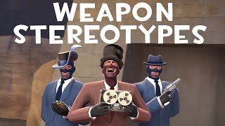 [TF2] Weapon Stereotypes! Episode 10: The Spy