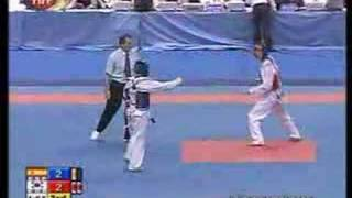 2007 world taekwondo championship 58 kg - male - preliminary