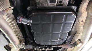 Mercedes Automatic Transmission 722.6 full Maintenance Service