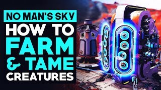 No Man's Sky Beyond - Taming & Farming: Everything You Need To Know!