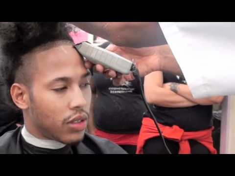 Clippers Edge Up Line Up Demo For Hairline Beard