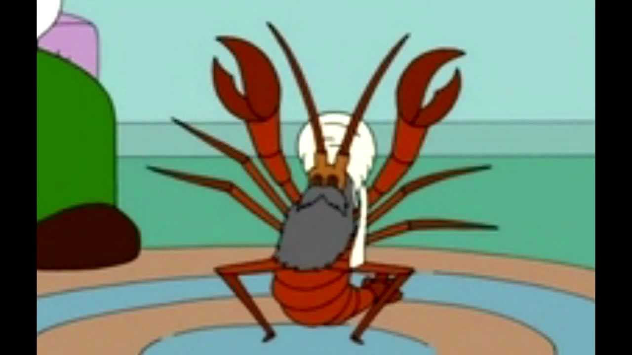 Iraq Lobster - Extended Closeup Lobster Dance Mix! - Family Guy - YouTube