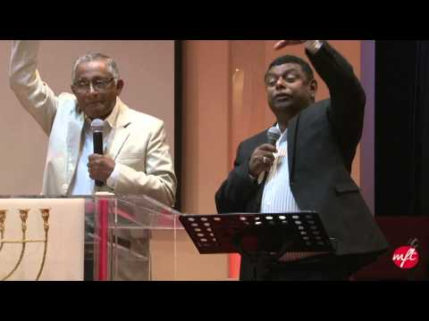 Wonderful message by Rev. Vernon Perera from Ja-Ela Sri Lanka.