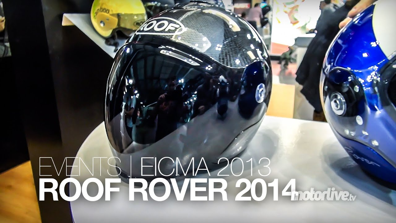 nouveau 2014 eicma roof rover youtube. Black Bedroom Furniture Sets. Home Design Ideas