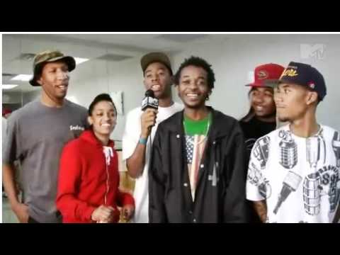 Odd Future Interview