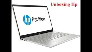 HP LAPTOP Pavilion 15 8GB RAM  2GB GRAPHICS 2TB HARD DISK UNBOXING