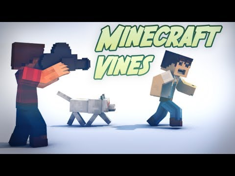Minecraft Vines - How to tame a wolf