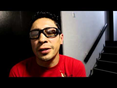 Israel Vazquez post fight interview at Iron boy 19