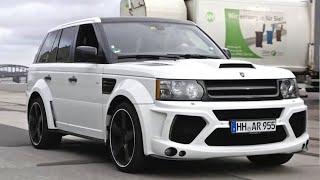 Range Rover Mansory Apored (GTA 5)