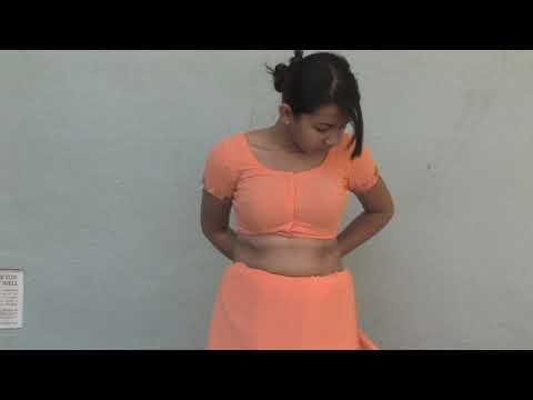 How to Wear a Sari / Wrap a Sari / Drape a Sari