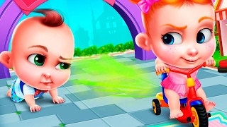 Baby Boss - Care & Dress Up Kids Games Gameplay Part 1