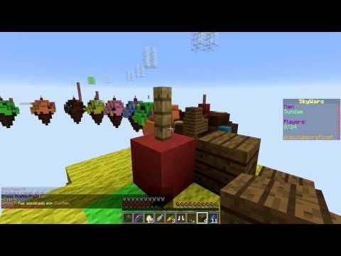 FINAL SIN PALABRAS!!! INCREIBLE! - Sky Wars Minecraft