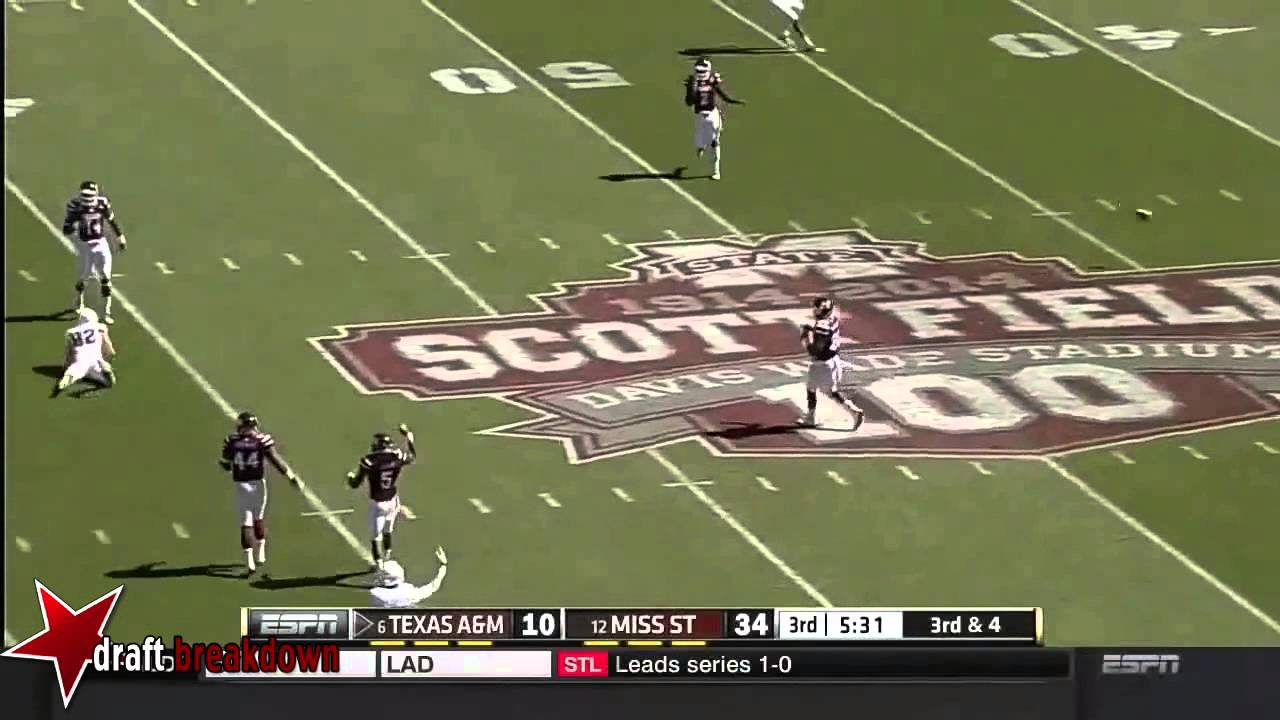 Preston Smith vs Texas A&M (2014)