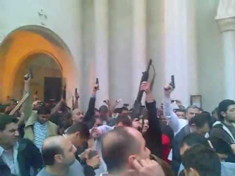 My City Latakia-Syria Celebrating the Easter on their own way 4/4/2010