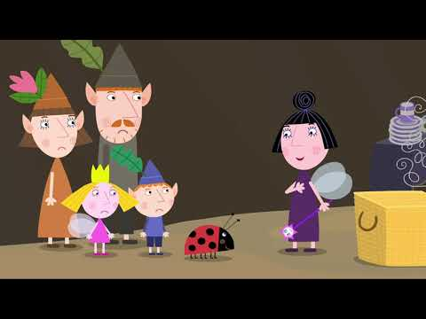 Ben and Holly's Little Kingdom - King Thistle Get Shrunk! | 1Hour  HD Cartoons for Kids