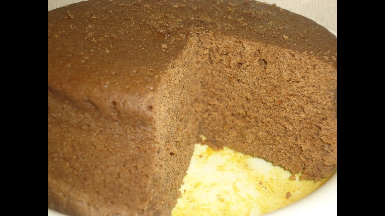 How To Make A Cake In Microwave Eggless