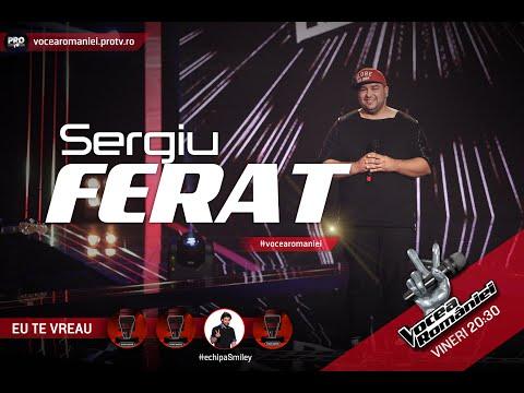 Sergiu Ferat-Man in the mirror(Michael Jackson)-Auditii pe nevazute Ed.7-Vocea Romaniei 2015-Sezo5