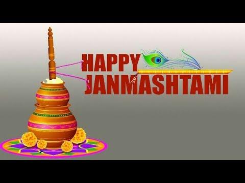Happy Janmashtami Whatsapp Status Video |Jai Shri Krishna Whatsapp Status Video |Janmashtami Status
