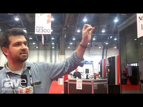 InfoComm 2016: Procom Audio Introduces ProBooth Lite Interpretation Booth