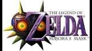 El retorno de la leyenda XD|The Legend Of Zelda Majora's Mask 64(perdon por el audio)