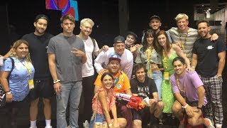 VLOG SQUAD REUNITED AT VIDCON 2019!!