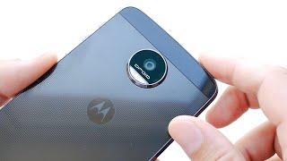 Подробный обзор камеры Moto Z Force