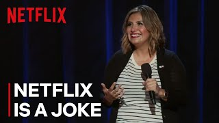Cristela Alonzo: Lower Classy - Team Loyalty | Netflix Is A Joke | Netflix