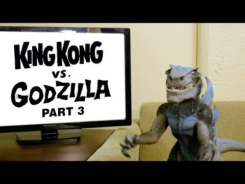 King Kong VS Godzilla - Walter & Zilla Movie Reviews
