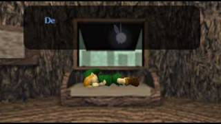 Let´s play The Legend of Zelda Ocarina of time Master Quest part 1