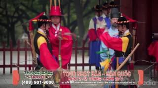 Thăng Long travel Tour Nhật Bản – Hàn Quốc
