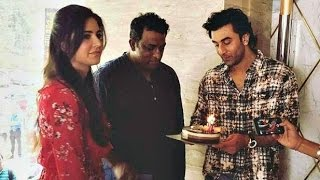 Katrina Kaif And Ranbir Kapoor Together Celebrated Anurag Basu Birthday