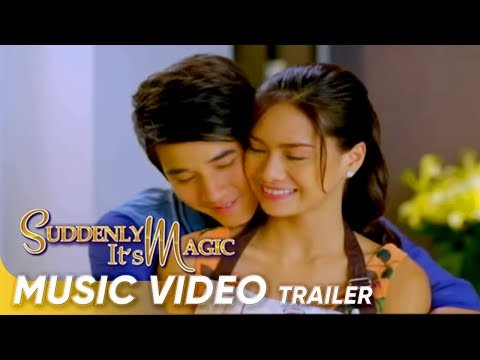 Suddenly It's Magic By Angeline Quinto & Erik Santos video