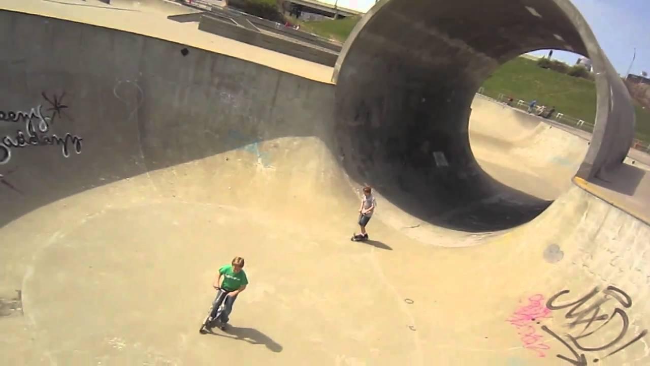 New Louisville Skatepark Skatepark in Louisville