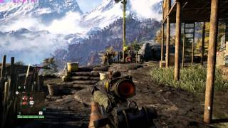Far Cry 4 - Trooper MS16 Outpost Liberation