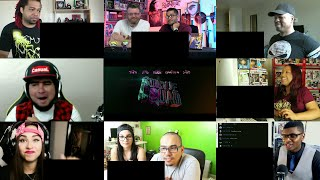 Suicide Squad - Official Comic-Con Soundtrack Remix REACTION MASHUP!!!!