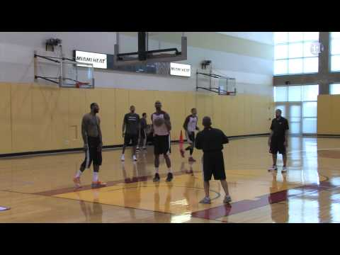 Miami Heat prepares for Brooklyn Nets