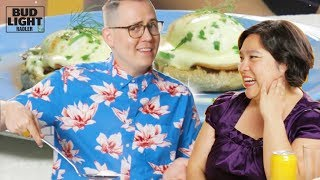 People Who Don't Cook Make Brunch For Their Significant Others // Presented By Buzzfeed Canada