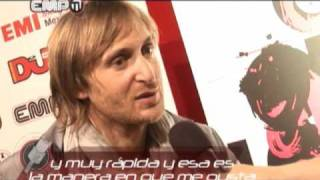 David Guetta EMPO aniversario 2010