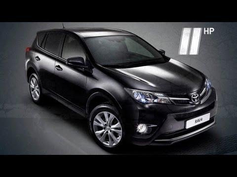 Toyota RAV4 2013. Большой тест.
