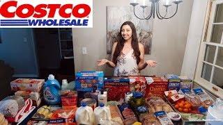 HUGE HAUL!! // COSTCO HAUL // SMART & FINAL//  DOLLAR TREE //99 CENT STORE //ALDI //JUNE // FAM OF 5