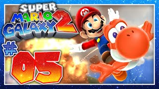 Super Mario Galaxy 2: Part 5 - Hot Pepper Yoshi!