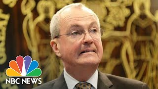 NJ Gov. Phil Murphy Holds Coronavirus Briefing | NBC News (Live Stream Recording)