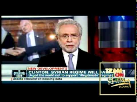 SITUATION ROOM ~ SECRETARY OF STATE HILLARY CLINTON ON SYRIA - PRESIDENT OBAMA RE-ELECTION AND MORE