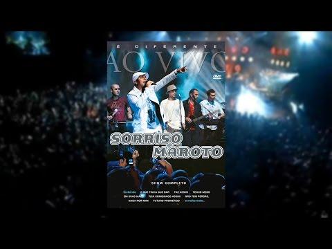 Sorriso Maroto - É Diferente Ao Vivo (DVD)